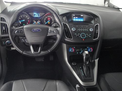 ford focus 2016 2.0 se fastback aut flex  completo 48.000 km