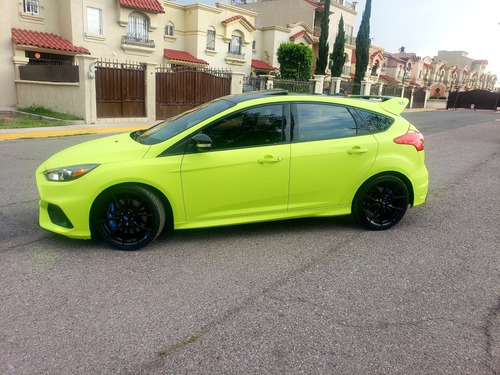 ford focus 2016 2.3 rs mt 5 p
