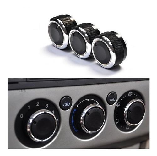 ford focus 2.0cc  perillas sistema aire acondicionado