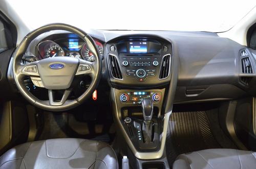 ford focus 2.0l se plus automatico nafta 2016 4 puertas