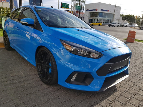 ford focus 2.3 rs mt 3 p 2016 credito