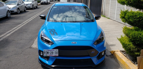 ford focus 2.3 rs mt 5 p 2016