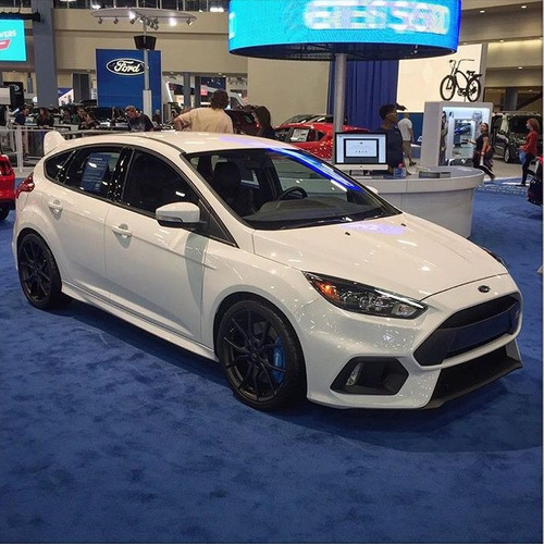 ford focus 2.3 rs mt  nuevo 0kms