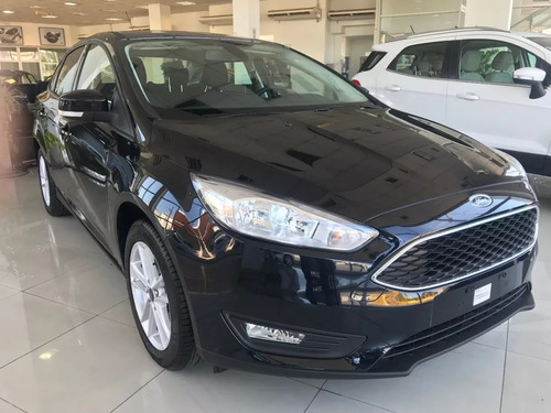 ford focus 3 1.6 s 2018 gris entrega inmediata am4