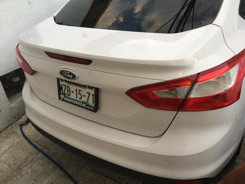 ford focus 4p ambiente l4 2.0 aut 2014
