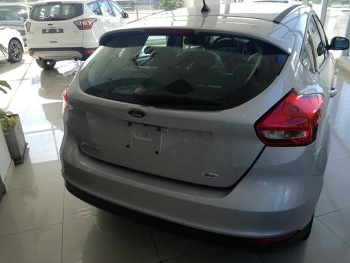 ford focus  5 puertas 1.6 s 2018 0km - ms3