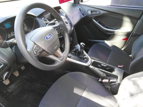 ford focus 5 puertas 1.6 s. oportunidad tasa 9.5% anual