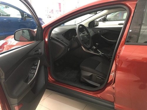 ford focus 5p s 1.6 125cv manual 0km 2018