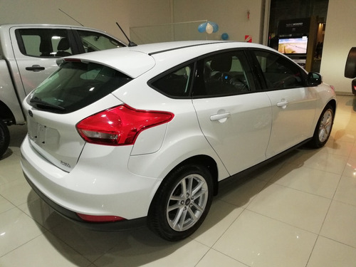 ford focus 5p se 2.0 manual 170cv 0km linea 2018