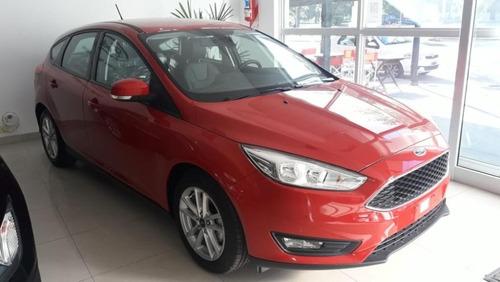 ford focus 5p se  2019 patentado 2020 0 km