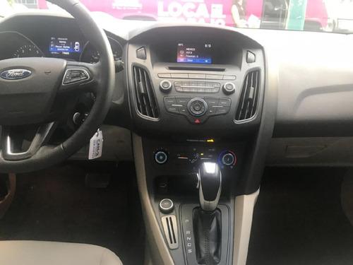 ford focus 5p se l4 2.0 aut