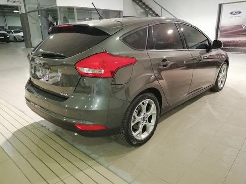 ford focus 5p se plus 2.0 manual 170cv 0km linea 2018