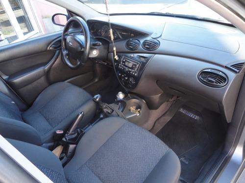ford focus ambiente 1.6 2007 5p anticipo $ 86200