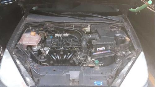 ford focus ambiente 2005 1.6 5 puertas gnc quinta gener gris