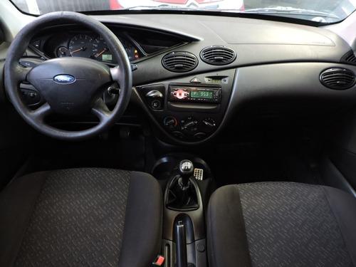ford focus ambiente 4 p 1.6l n sedan 2007