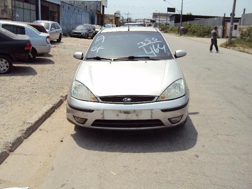ford focus ano 05 sucata motor cambio porta capo suspensão