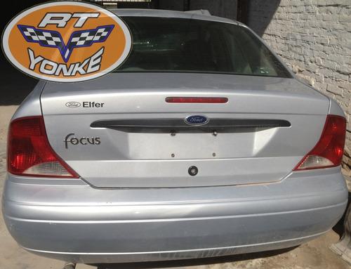 ford focus chocado en partes refacciones autopartes piezas