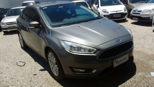 ford focus fastback se 2.0 16v p.shift flexone 2016/2017