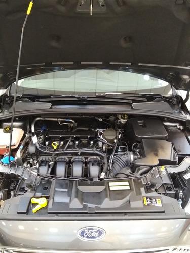 ford focus fastback titanium 2.0 flex automático 2019