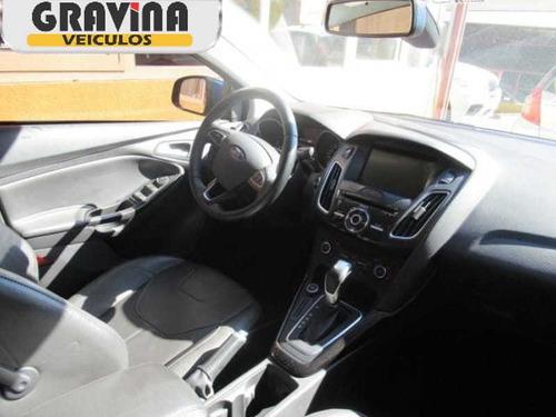 ford focus fastback titanium 2.0 powershift aut