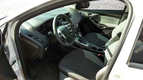 ford focus focus sedan automatico electrico se 2013