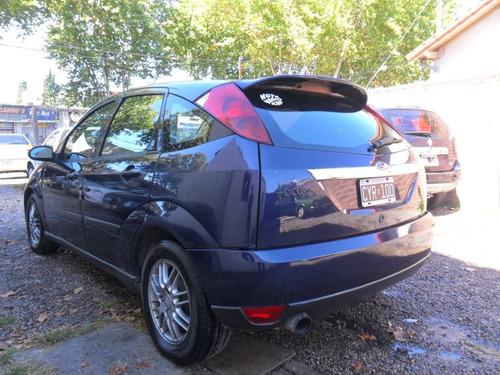 ford focus ghia diesel financiación-permuta