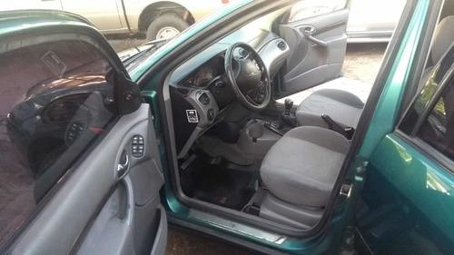 ford focus ghia turbo diesel