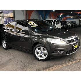 Ford Focus Gl 1.6 2012 Completo