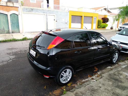 ford focus glx 2.0 hatch manual - bancos de couro