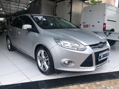 ford focus hatch 2015 automatico