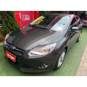Ford Focus Hatch Se 1.6 2015 Starveiculos