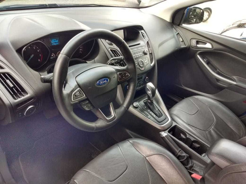 ford focus hatch se plus 2.0 2016 automatico,mod novo!