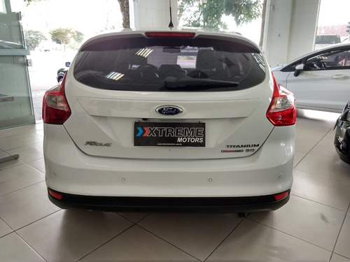 ford focus hatch titanium 2.0 16v flex 2015