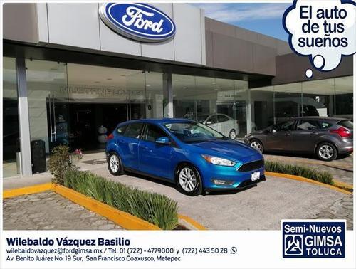 ford focus hatchback