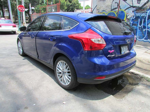 ford focus hb sel at azul 2012