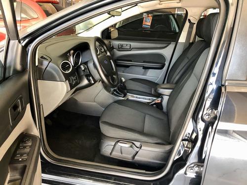 ford focus ii 2.0 145cv exe sedan 4p trend full 2012 negro