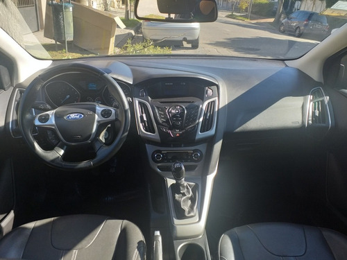 ford focus ii 2.0 exe sedan trend plus 2015