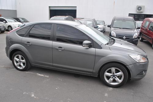 ford focus ii 2.0 trend gris 5 puertas jti