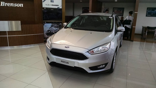ford focus iii 1.6 s 0km 2018 lc