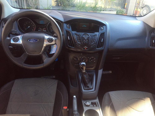 ford focus iii 1.6 s 2013