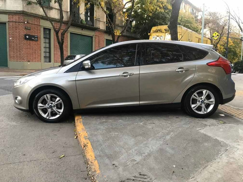 ford focus iii 1.6 s 2014