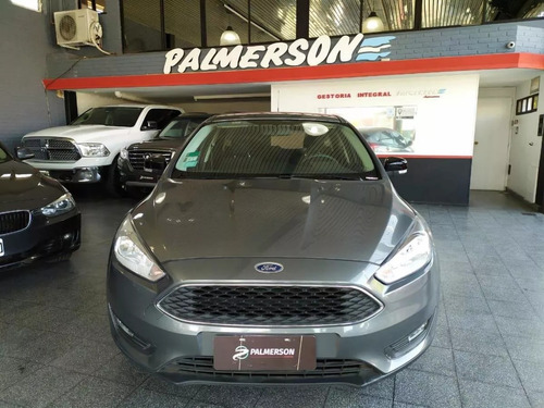 ford focus iii 1.6 s 2015