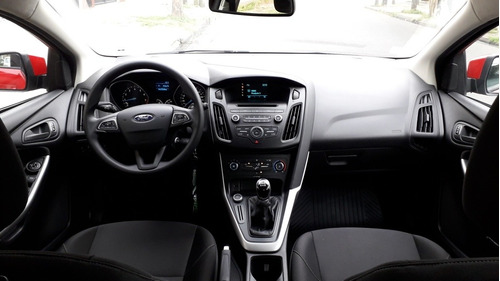 ford focus iii 1.6 s 2017