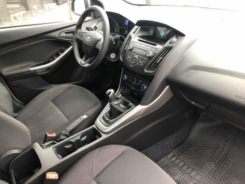 ford focus iii 1.6 s 4 puertas 2017 gnc 5ta generacion