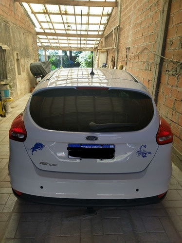 ford focus iii 1.6 s hatchback
