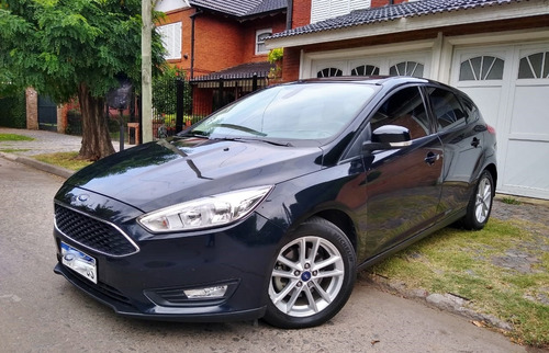 ford focus iii 1.6 s mt  full único