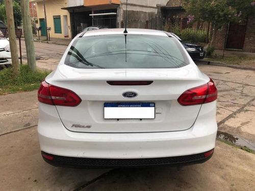 ford focus iii 1.6 sedan s 2017