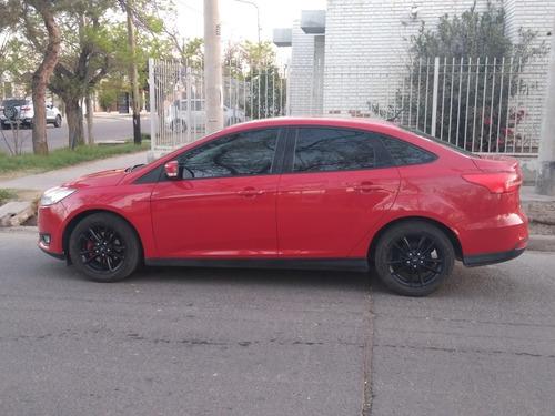 ford focus iii 1.6 sedan s 2017
