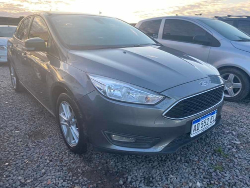 ford focus iii 1.6 sedan s 2019