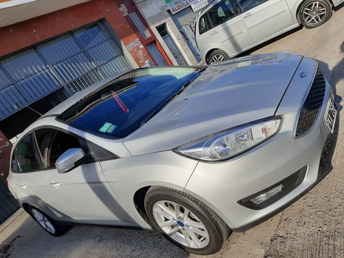ford focus iii 1.6 sedan s